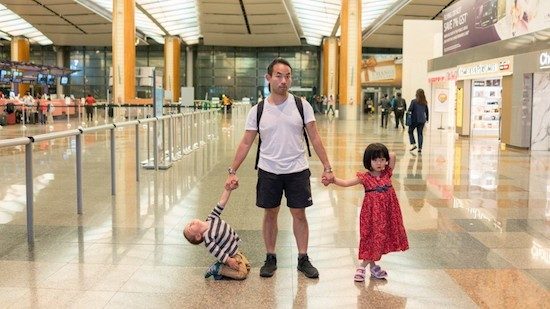 Why Travelling Since Early Ages